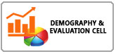 Demography & Evaluation Cell